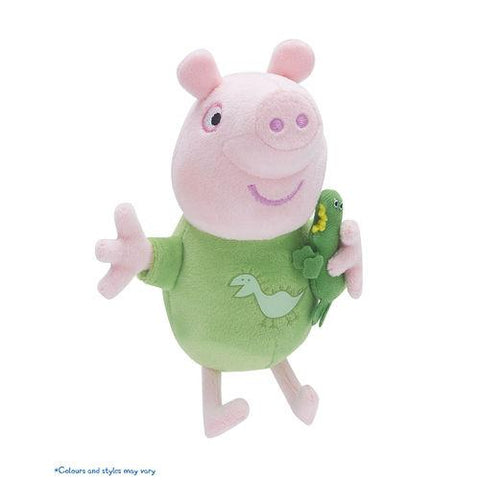 Peppa Pig HK Sale Talking Bedtime George Plush Toy