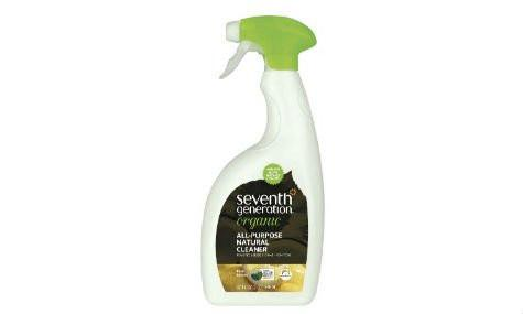 Seventh Generation Organic All Purpose Cleaner Clear