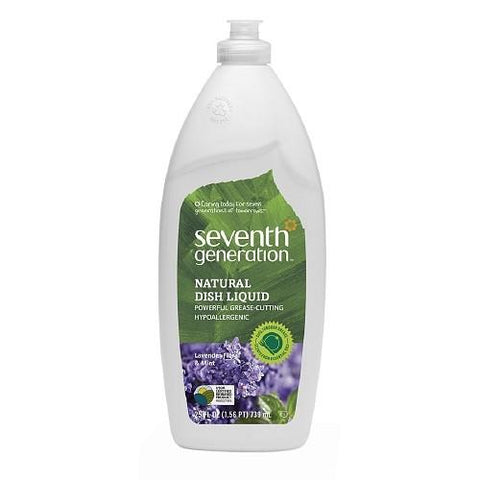 Seventh Generation Dish Liquid Lavender & Mint