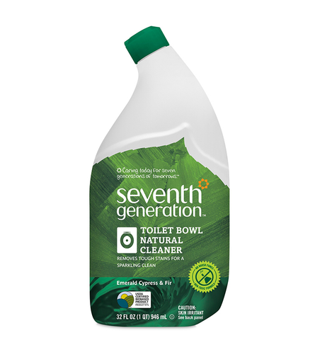 Seventh Generation Toilet Bowl Cleaner Emerald Cypress & Fir