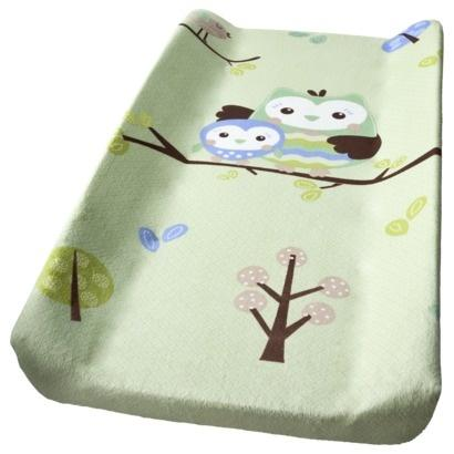 Summer Infant HK Sale Who Loves You Owl Change Pad Cover