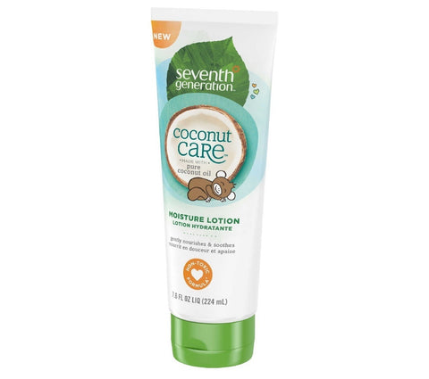 Seventh Generation Baby Moisturizing Lotion Coconut Care 7.6 oz