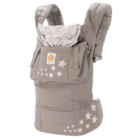 Ergobaby 揹帶 HK Sale Original 基本 Baby Carrier Galaxy Grey