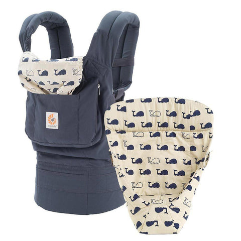 Ergobaby HK Sale Original 基本Bundle HK Sale Marine