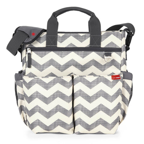 Skip Hop 香港 Sale Duo Signature Diaper Bag Chevron