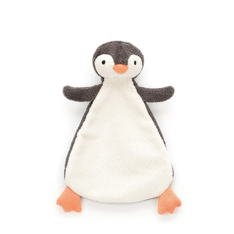 Jellycat HK Sale Pippet Penguin Soother