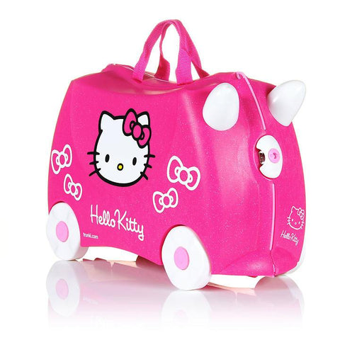 Trunki 兒童行李箱 Hello Kitty Pink