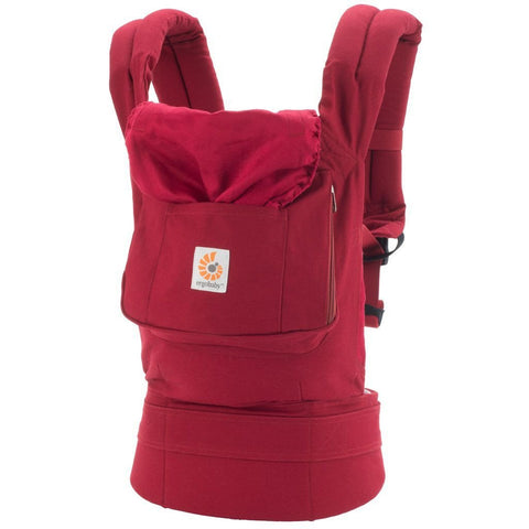 Ergobaby HK Sale Original 基本Baby Carriers  Red