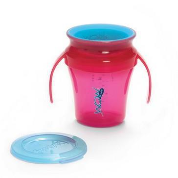 Wow Cup HK Sale:  Translucent Spill Free Training Cups