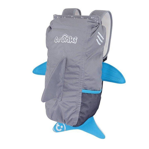 Trunki Paddlepak Grey Jaws Fin the Shark