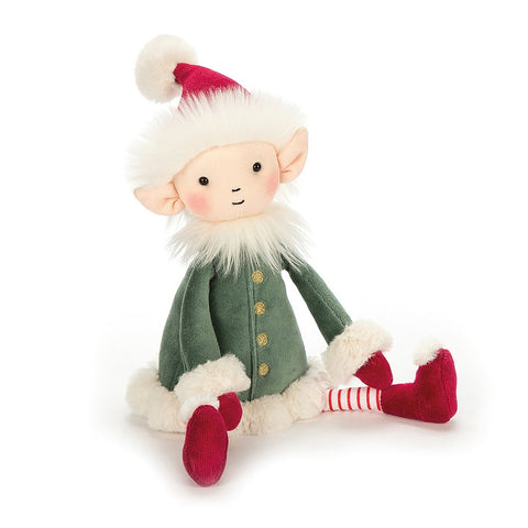 Jellycat HK Sale Leffy Elf