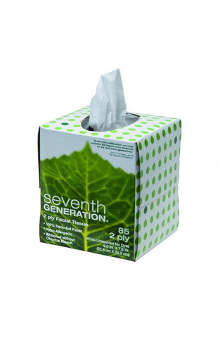 Seventh Generation Facial Tissue 85 pieces