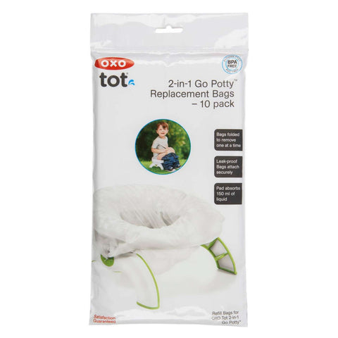 Oxo HK Sale Tot refill bags for 2-in-1 potty