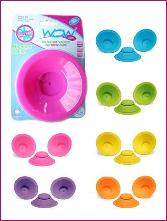 WOW Cupå¨ Silicone Replacement Valves Assortment