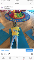 YogaBears St Hilda's last week before summer!- Drop In Sunday July15th