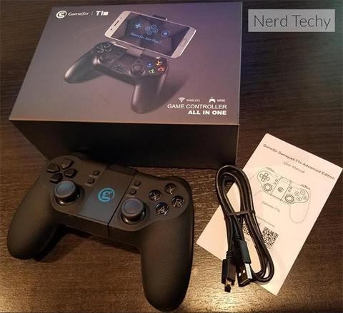 GameSir T1S Review – The All In One Game Controller