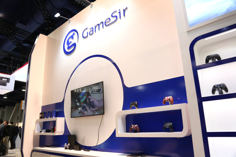 Gamesir Attends CES 2018 to Bring Surprises for Gamers