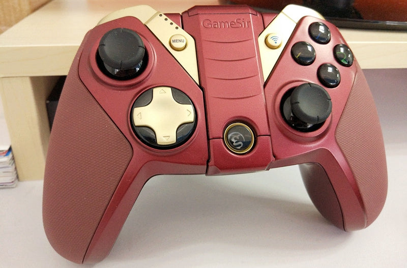 GameSir M2 MFi Bluetooth Controller Gamepad Review