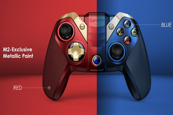 GameSir M2 MFi Bluetooth Controller