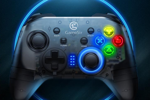 GameSir T4 2.4GHz Wireless Controller