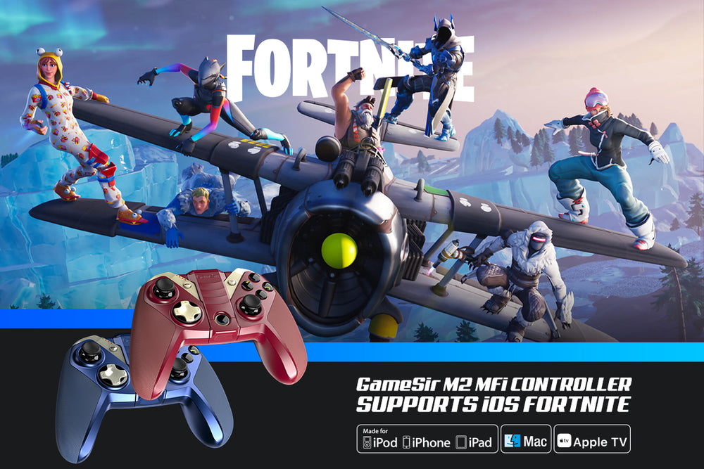 GameSir Controllers Support Fortnite Now!