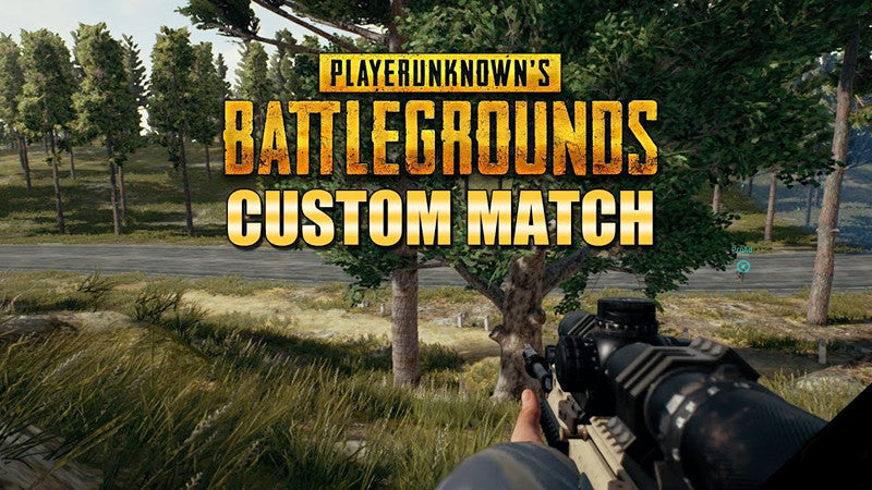 PUBG Custom Matches Coming?