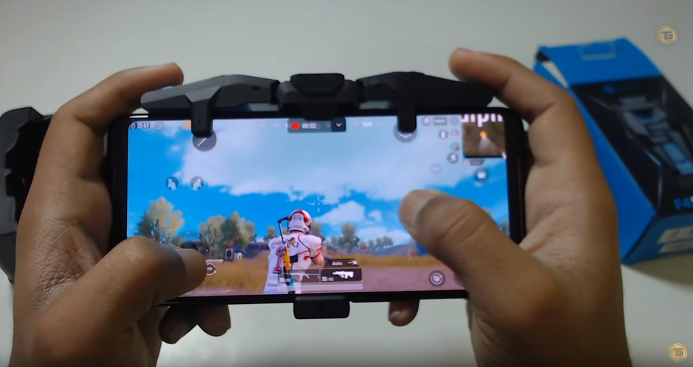 GameSir F4 Falcon + PUBG MOBILE LITE = SUPER EPIC RUSH GAMEPLAY EVER !