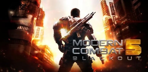 GameSir G4s Review on Modern Combat 5: Blackout: the Best