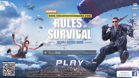 rules of survival currently doesn t support emulators