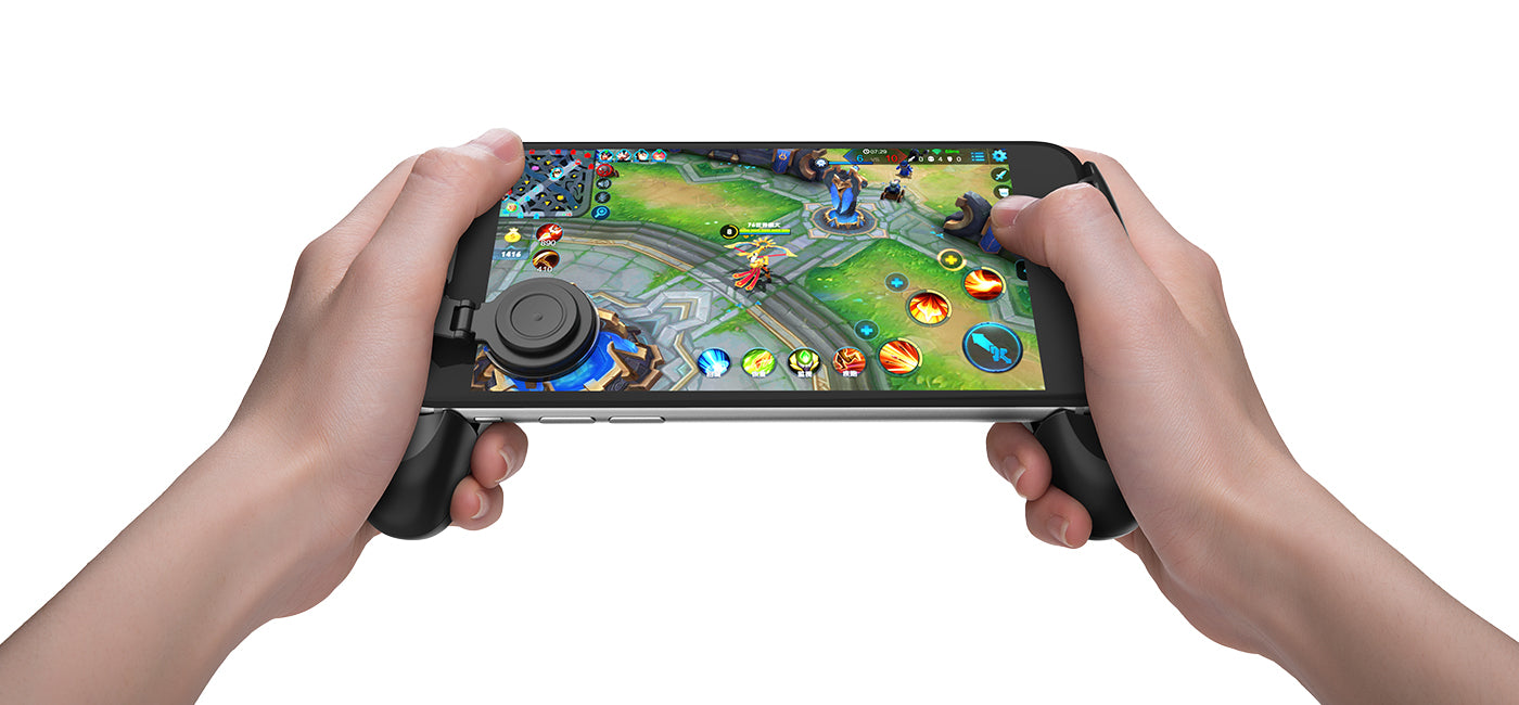 Pubg Mobile Hdr Realistic On Iphone 7: MOBA Controller For Android & IPhone (Mobile Legends, PUBG