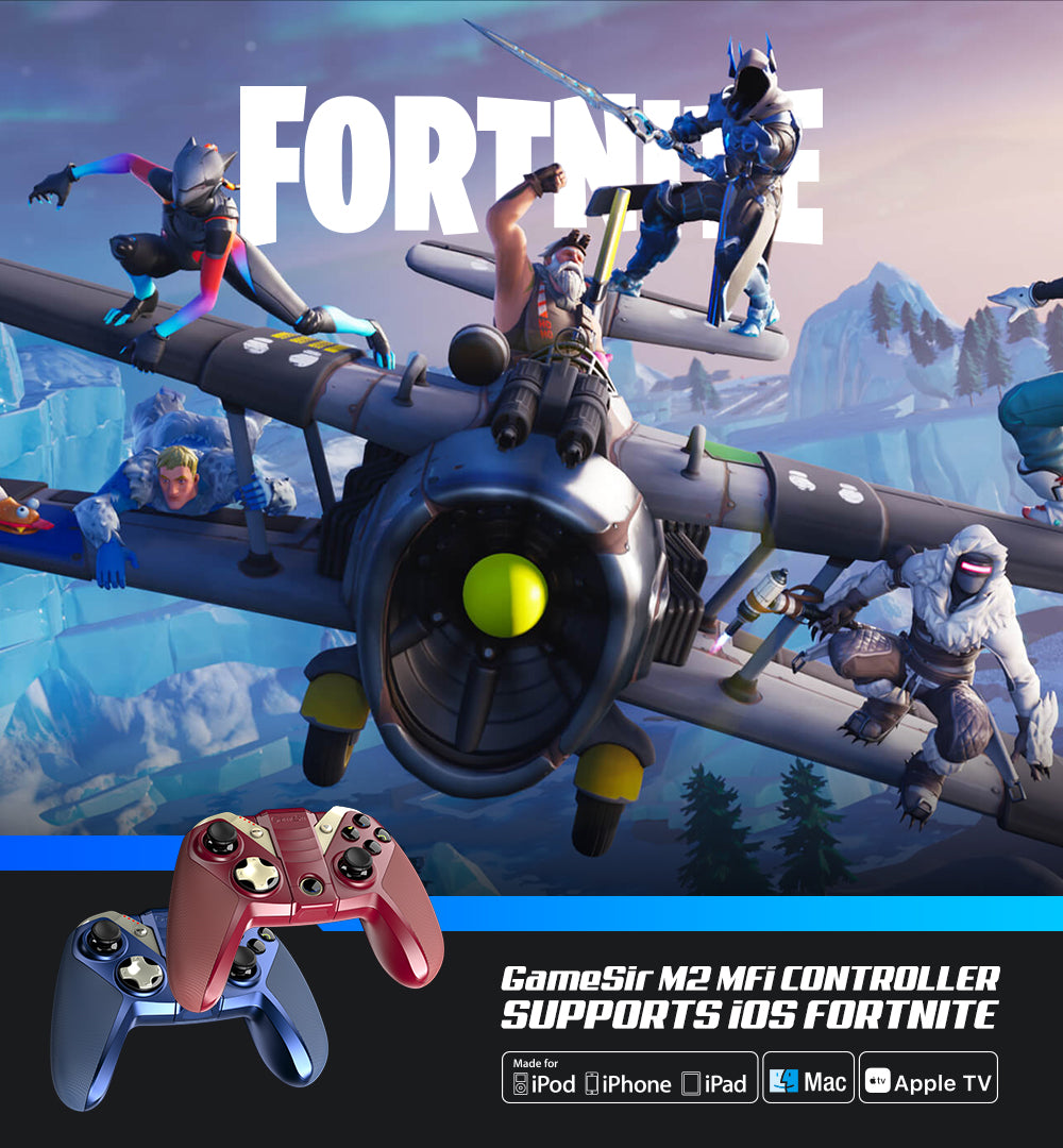 M2 for Fortnite