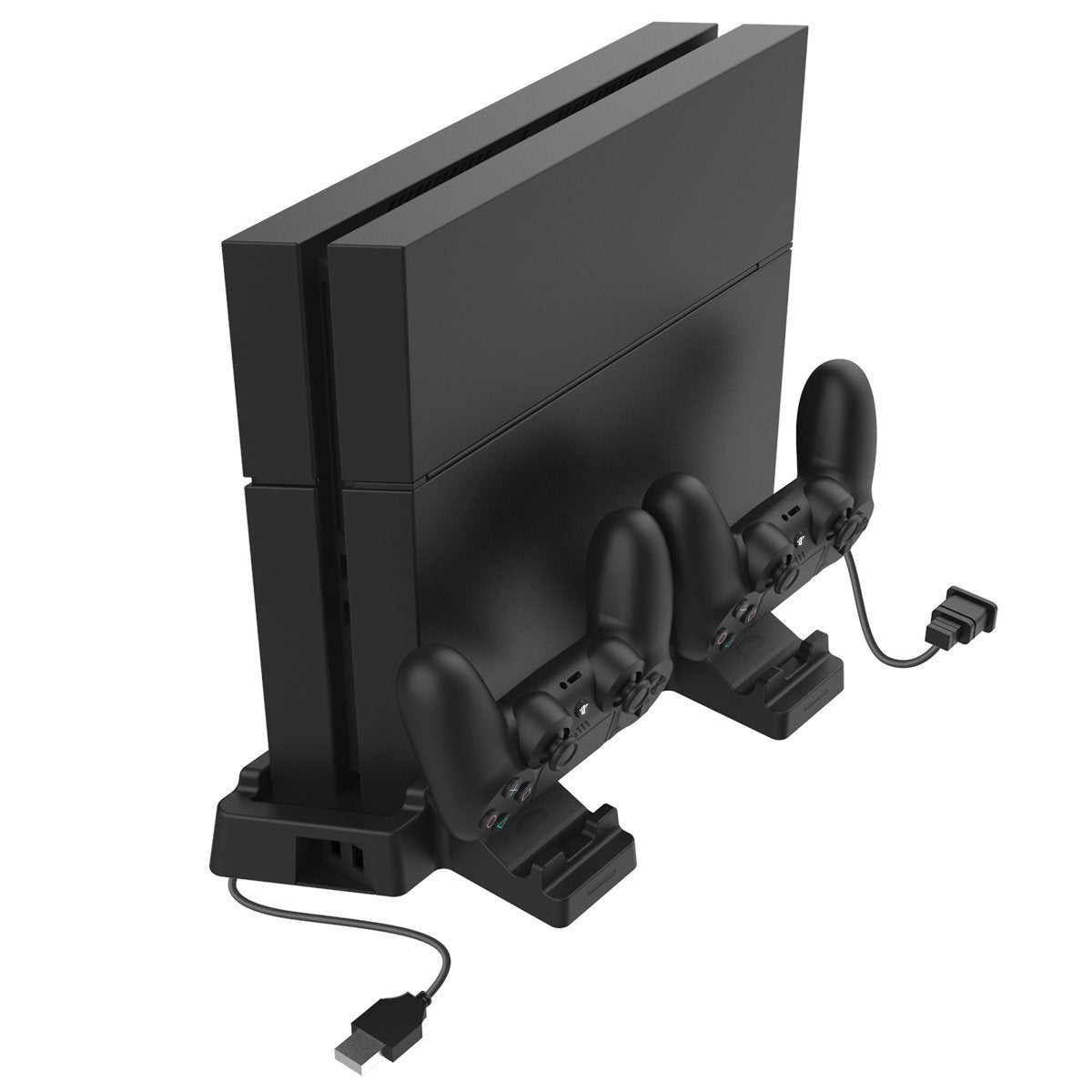 GameSir Cooling Stand Dual Controller Charging Station Dock for PS4 Pro / Slim