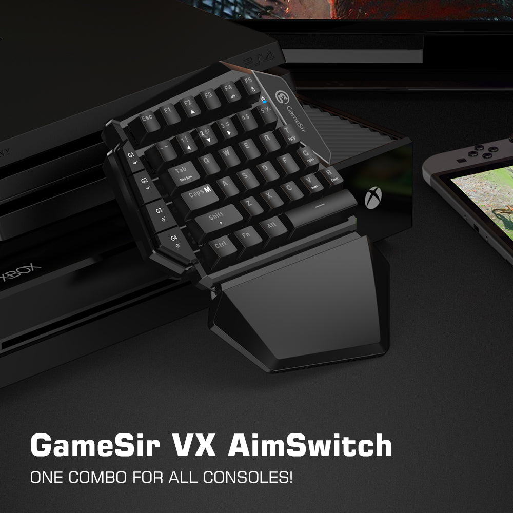 GameSir VX AimSwitch Combo
