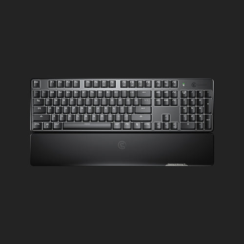 GameSir GK300 Wireless Mechanical Gaming Keyboard - Space Gray