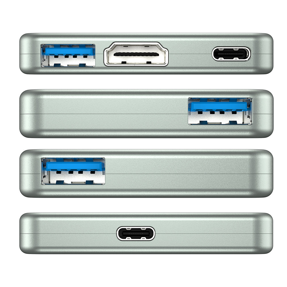 GameSir GTV130 5-Port USB Hub