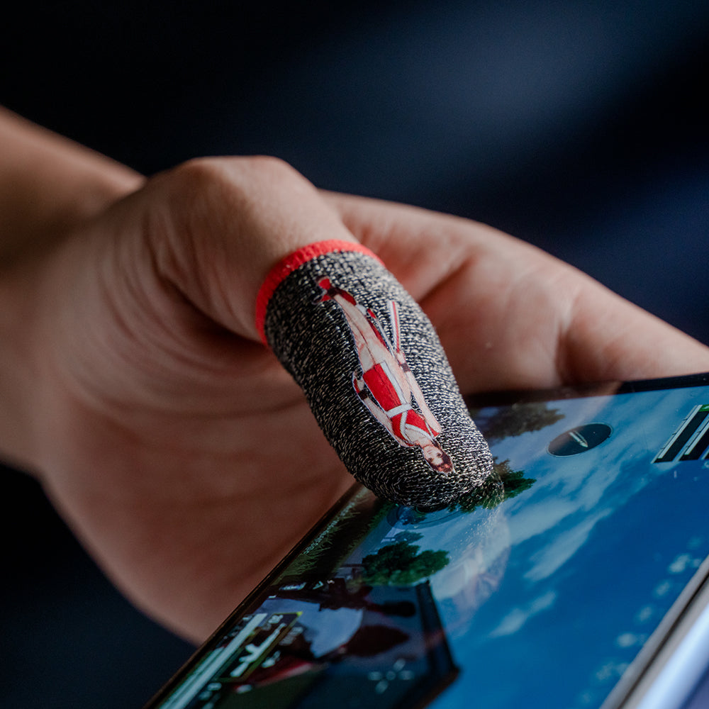 GameSir x SNK King of Fighters Talons Finger Sleeves
