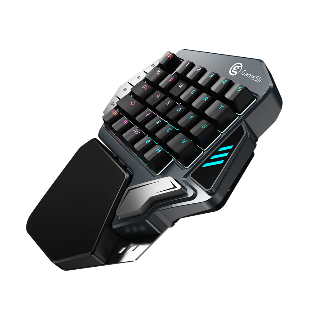 ae3a8f68215 GameSir Z1 Bluetooth Gaming Keypad Mechanical Keyboard for Android ...
