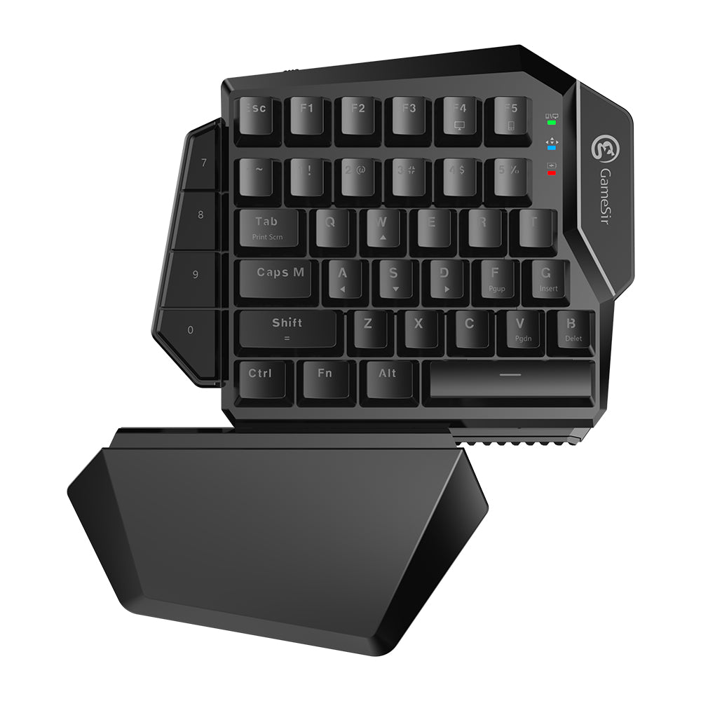 GameSir Z2 Wireless Keypad & Mouse Combo