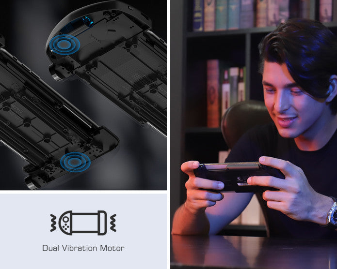 GameSir G6s Vibrating Mobile Gaming Touchroller for iPhone