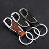 Keychain Hook Genuine Leather