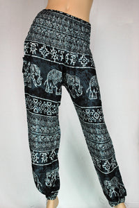 Elephant Aztec Grey
