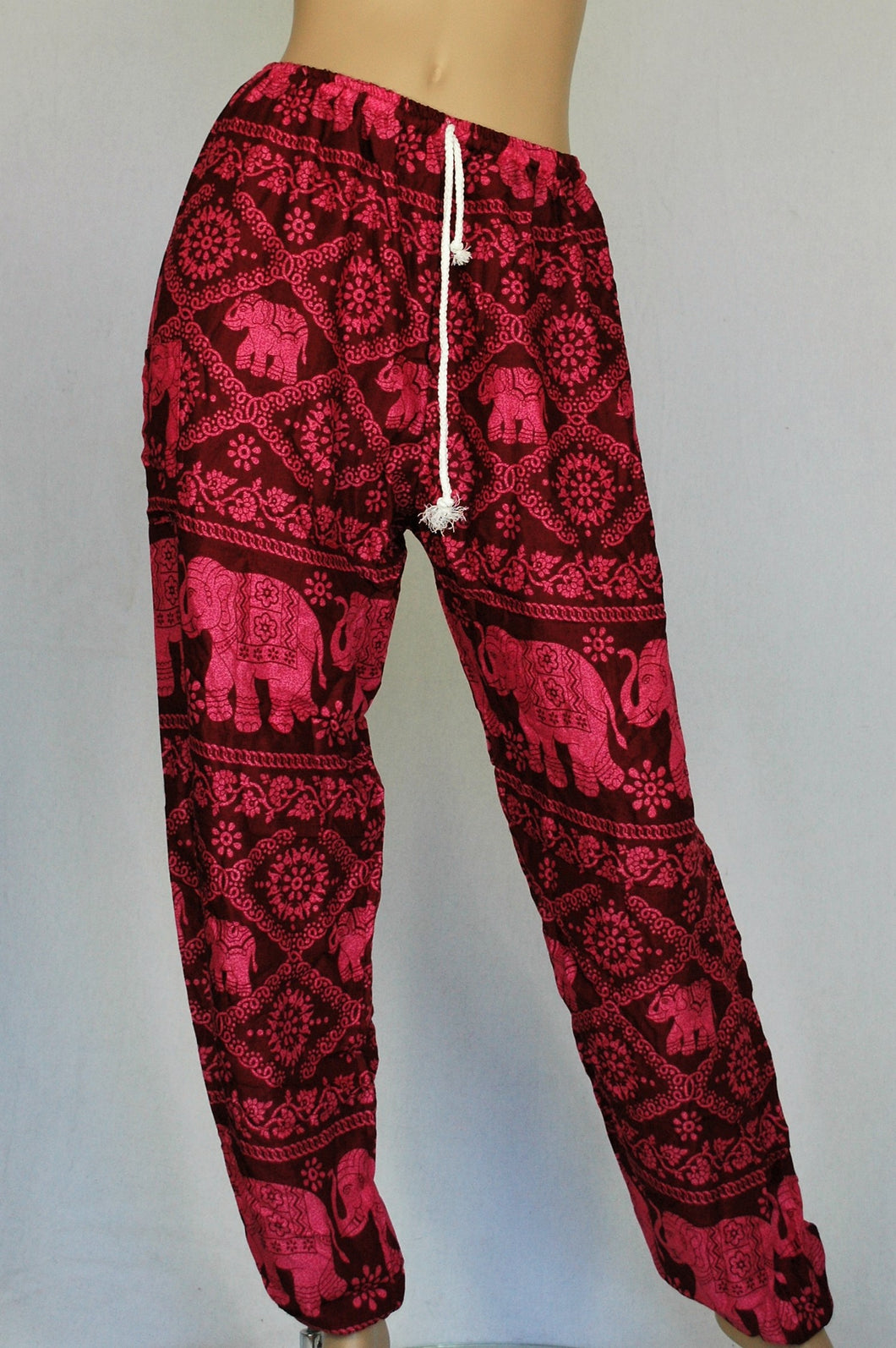 Elephant New Red
