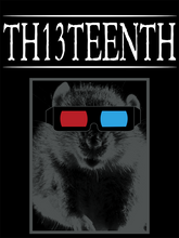 TH13TEENTH - A Rat Wearing 3D Glasses