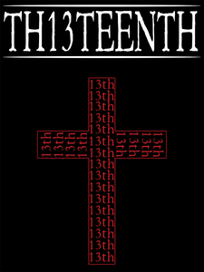 TH13TEENTH - Cross