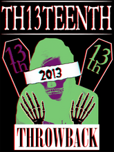 TH13TEENTH - The 3D Throwback