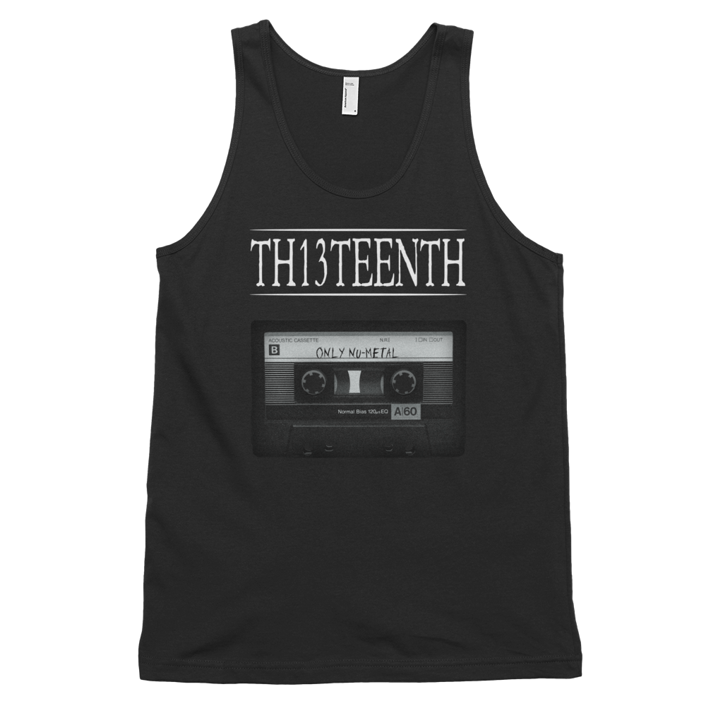 TH13TEENTH - Only Nu-Metal Cassette Tape