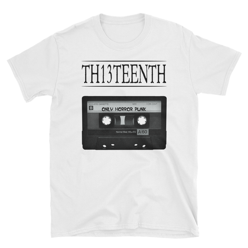 TH13TEENTH - Only Horror Punk Cassette Tape