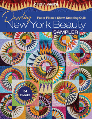 Dazzling New York Beauty Sampler  by Cinzia White # 11402