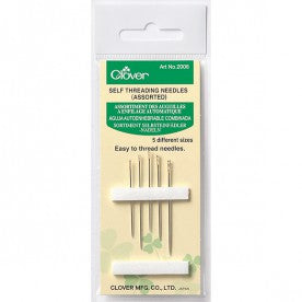 2006 Self Threading Needles (Assorted)