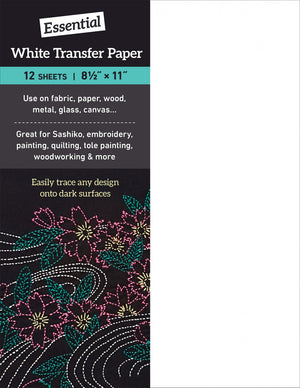 Essential White Transfer Paper # 20467